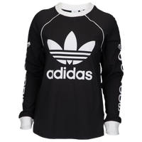 adidas Originals Winter Ease Long Sleeve Top - Women's - Black