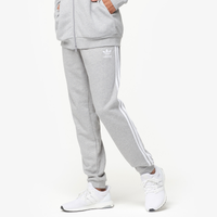 ca838be9df6c adidas Originals 3 Stripes Fleece Pants - Men s - Grey   White