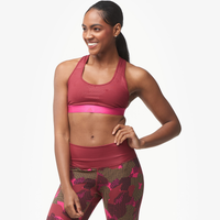 adidas Don't Rest Bra - Women's - Cardinal