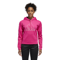 adidas Team Issue Hoodie - Women's - Pink