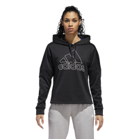 adidas Team Issue Hoodie - Women's - Black