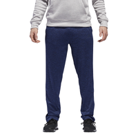 adidas Team Issue Fleece Tapered Pants - Men's - Navy / White