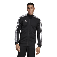 adidas Team Tiro 19 Training Jacket - Men's - Black