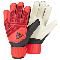 adidas Predator Fingersave Junior GK Gloves - Grade School - Red