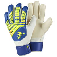 adidas Predator Fingersave Junior GK Gloves - Grade School - Blue