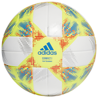 adidas Context19 Training Soccer Ball - White / Yellow