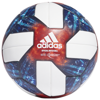 adidas MLS Official Match Soccer Ball - White / Multicolor
