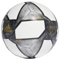 adidas NFHS MLS Competition Soccer Ball - White