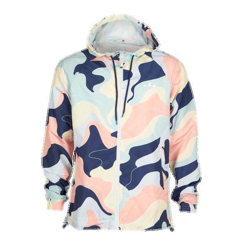 e47916e01d28 adidas Originals HZA AOP Windbreaker - Men s - Casual - Clothing - Multi