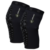 DonJoy Performance Defender Knee Pads - Men's - Black / Black