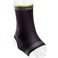 DonJoy Performance Anaform Knit Ankle Sleeve - Men's - Black / Light Green