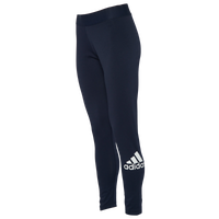 "adidas Athletics Must Have 7/8"" Tights - Women's - Navy"