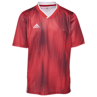 adidas Team Tiro 19 Jersey - Boys' Grade School - Red