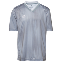 adidas Team Tiro 19 Jersey - Boys' Grade School - Grey