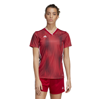 adidas Team Tiro 19 Jersey - Women's - Red