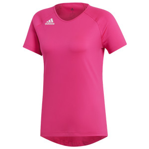 adidas Hi-Lo Cap Sleeve Jersey - Women's - Soccer - Clothing ...