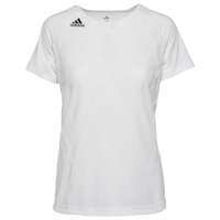 adidas Women's Quickset S/S Jersey - Women's - White