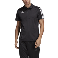 adidas Tiro 19 Clima Polo - Men's - Black