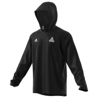 adidas Tango Windbreaker - Men's - Black