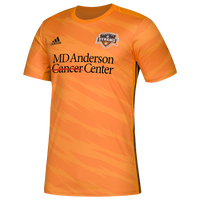 adidas MLS Replica Jersey - Men's - Houston Dynamo - Orange