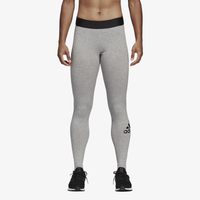 "adidas Athletics Must Have 7/8"" Tights - Women's - Grey"