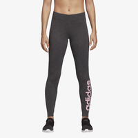adidas Originals Essential Linear Tights - Women's - Grey