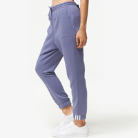 adidas Originals Coeeze Cuffed Fleece Pants - Women's - Blue