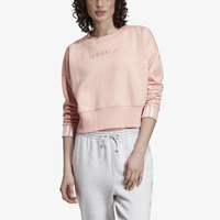 adidas Originals Coeeze Cropped Crew - Women's - Pink
