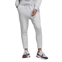 adidas Originals Coeeze Cuffed Fleece Pants - Women's - Grey