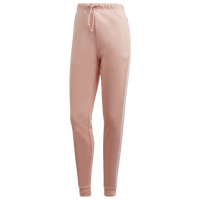 adidas Originals Adicolor Fleece Pants - Women's - Pink