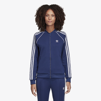 adidas Originals Adicolor Superstar Track Top - Women's - Navy