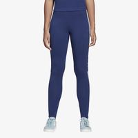adidas Originals Adicolor New Trefoil Leggings - Women's - Navy