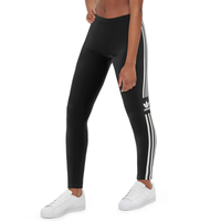 adidas Originals Adicolor New Trefoil Leggings - Women's - Black