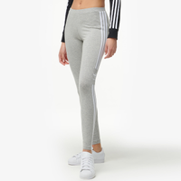 adidas Originals Adicolor New Trefoil Leggings - Women's - Grey