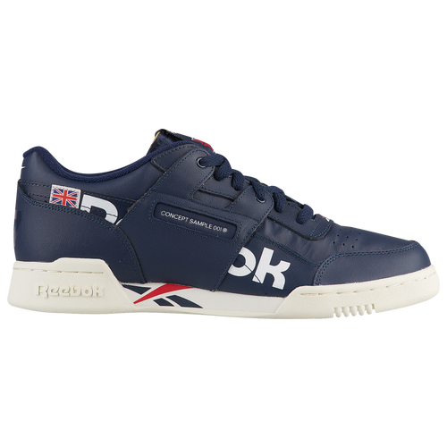 dbbf10fe9ce0 Reebok Workout Plus Altered - Men s - Casual - Shoes - Collegiate  Navy White Excellent Red Chalk