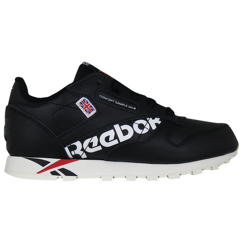 Reebok Classic Leather Altered - Boys  Preschool - Reebok - Casual - Collegiate  Navy White Excellent Red Chalk  4fbfee512