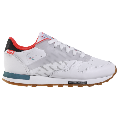 2f1e09a92b0 Reebok Classic Leather Altered - Men s - Casual - Shoes - White White Red