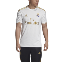 adidas Soccer Replica Jersey - Men's - Real Madrid - White