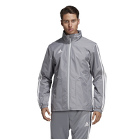 adidas Athletics Tiro 19 All-Weather Jacket - Men's - Grey