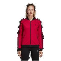 a23f8f29e Womens adidas Originals Track Jackets | Lady Foot Locker