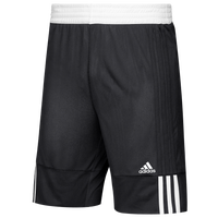 adidas Team 3G Speed Reversible Shorts - Men's - Black