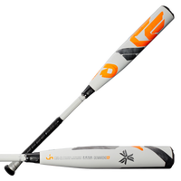 DeMarini CF Zen USSSA Baseball Bat - Grade School - White / Black