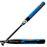 DeMarini CF Fastpitch Bat - Women's - White / Blue