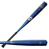 DeMarini The Goods One Piece BBCOR Baseball Bat - Men's - Blue / Black