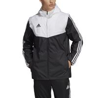 adidas Tiro Windbreaker - Men's - Black / White