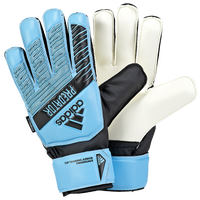 adidas Predator Fingersave Junior GK Gloves - Grade School - Light Blue