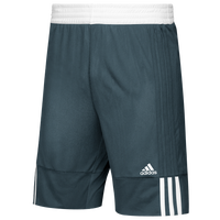 adidas Team 3G Speed Reversible Shorts - Men's - Aqua / Aqua