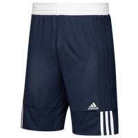 adidas Team 3G Speed Reversible Shorts - Men's - Navy