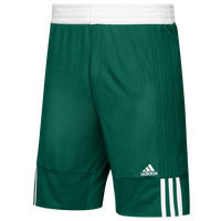 adidas Team 3G Speed Reversible Shorts - Boys' Grade School - Green