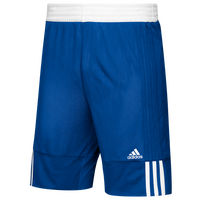 adidas Team 3G Speed Reversible Shorts - Boys' Grade School - Blue
